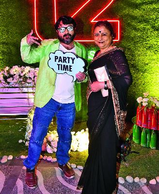 Shiboprosad Mukhopadhyay and Nandita Roy