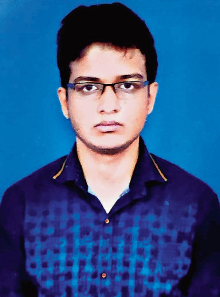Prajjwal Kumar, Bokaro resident, engineering student