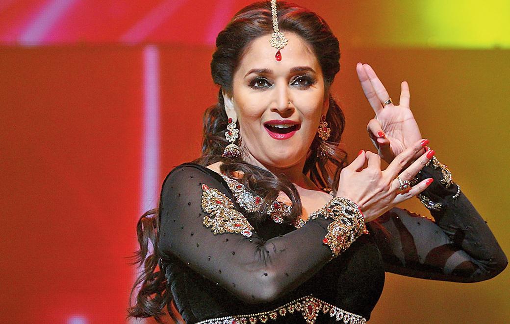Madhuri Dixit has set up a dance channel with a digital TV platform