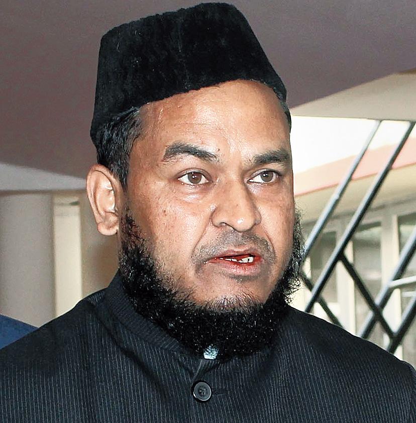 AIUDF MLA Aminul Islam