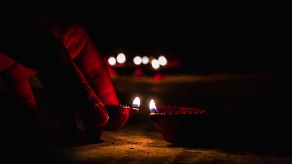 The prime minister's request for thaali-taalis and, later, the lighting of diyas in India's battle against a pandemic are far from original.