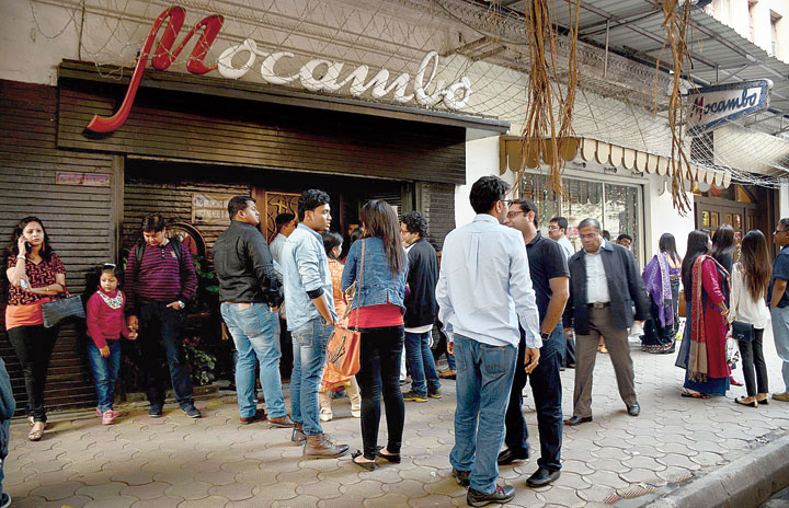 Mocambo on the list of eateries to be felicitated on Saturday