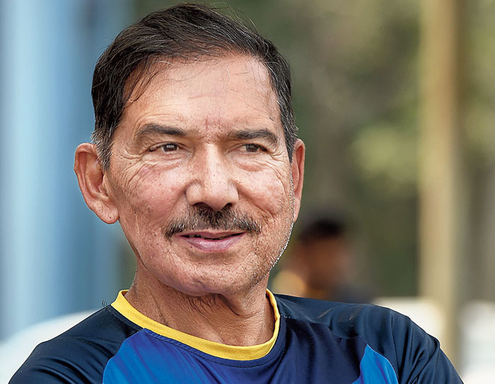 Bengal's coach cum mentor Arun Lal was unhappy with the team's performance.
