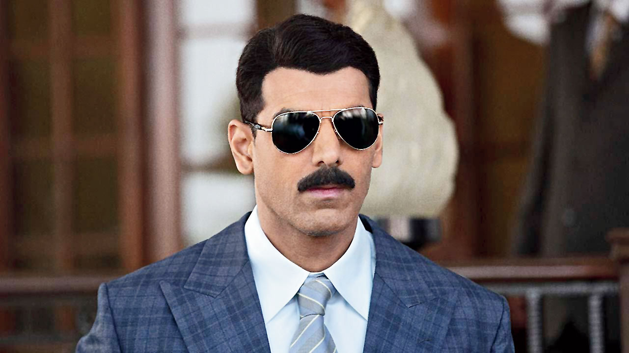 John Abraham as a super spy in