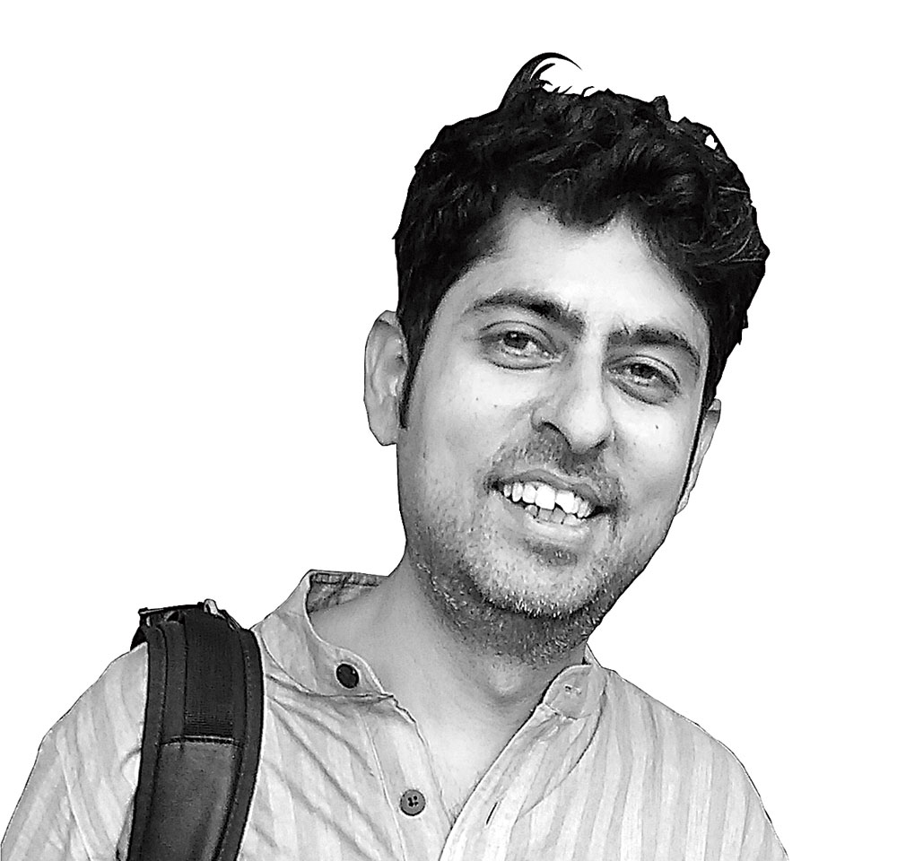 Comedy is when you hit back with wit at the oppressor: Varun Grover
