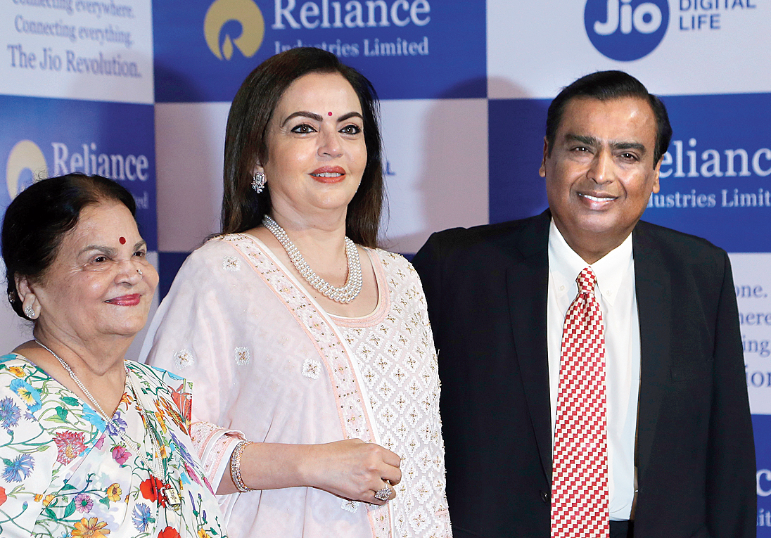 Aramco to invest $15bn in Reliance Industries Limited