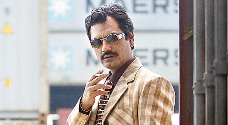 Nawazuddin Siddiqui as Ganesh Gaitonde in Sacred Games Season 2, streaming on Netflix from August 15