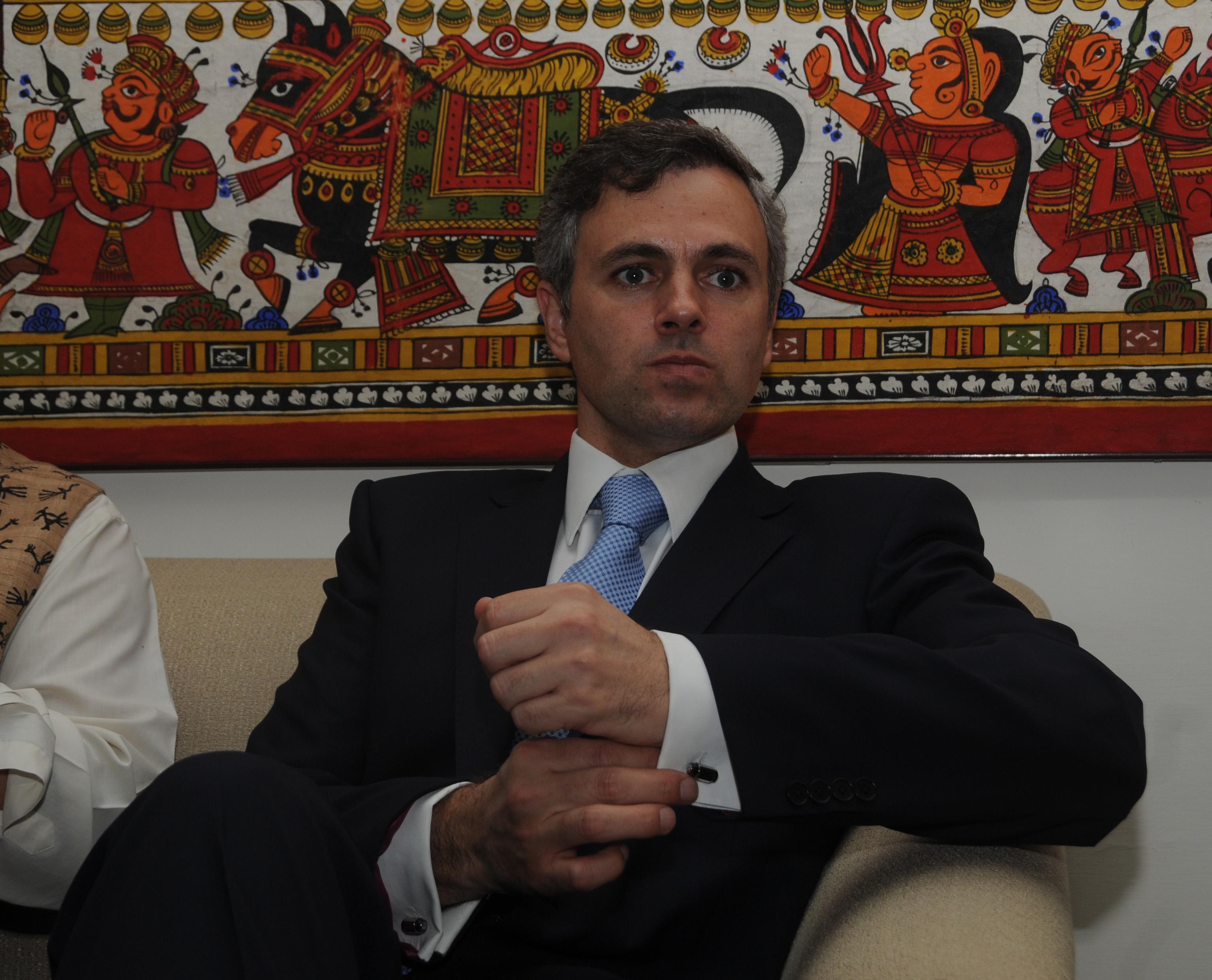 Alliance to save Jammu & Kashmir from 'current mess': Omar Abdullah