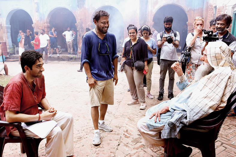 Gulabo Sitabo is a satire: Shoojit Sircar
