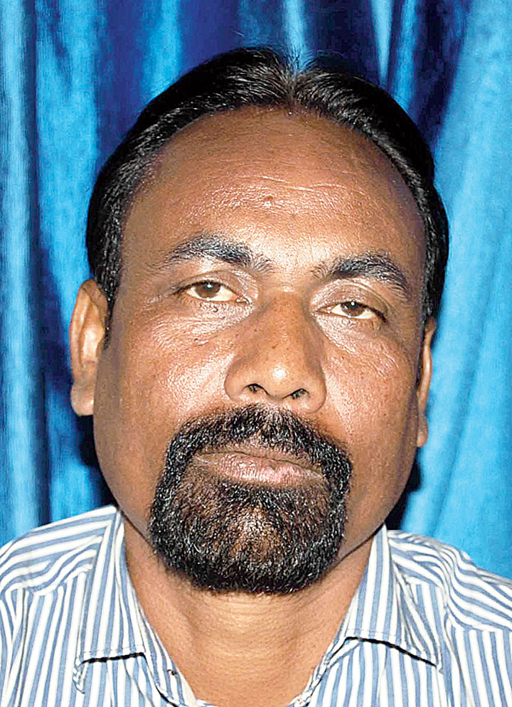 No substantial work has been carried out during the tenure of the present MLA: Umakant Rajak