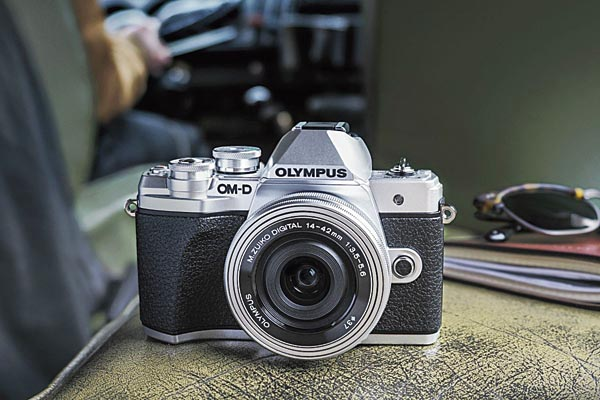 Olympus turns the page on camera