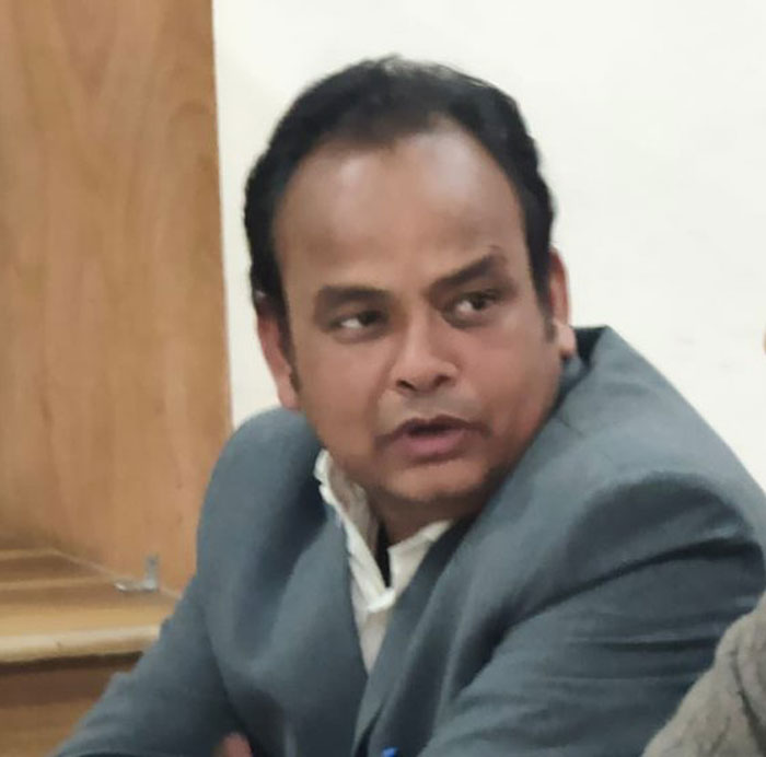 I would also to convey the message to the people of Jharkhand that despite being a Muslim, I have constructed several temples in my constituency: Irfan Ansari