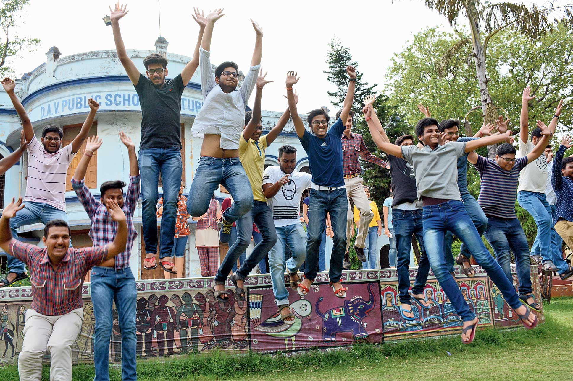 Girls shine, but CBSE results iffy