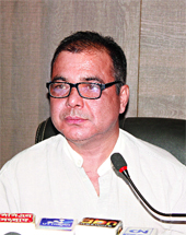 Mahendra Chhetri said the issue had been discussed threadbare at a meeting of the party's steering committee