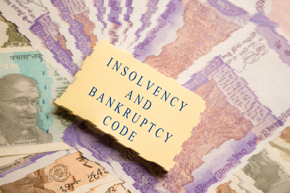 The Insolvency and Bankruptcy Code (IBC) provides for a time-bound resolution process for stressed corporates