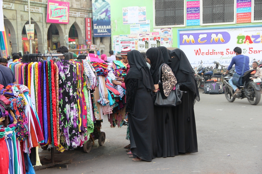 The specific targeting of young, headscarf-wearing women from a religious minority shows how polarization along the lines of faith, gender and caste plays out in India.