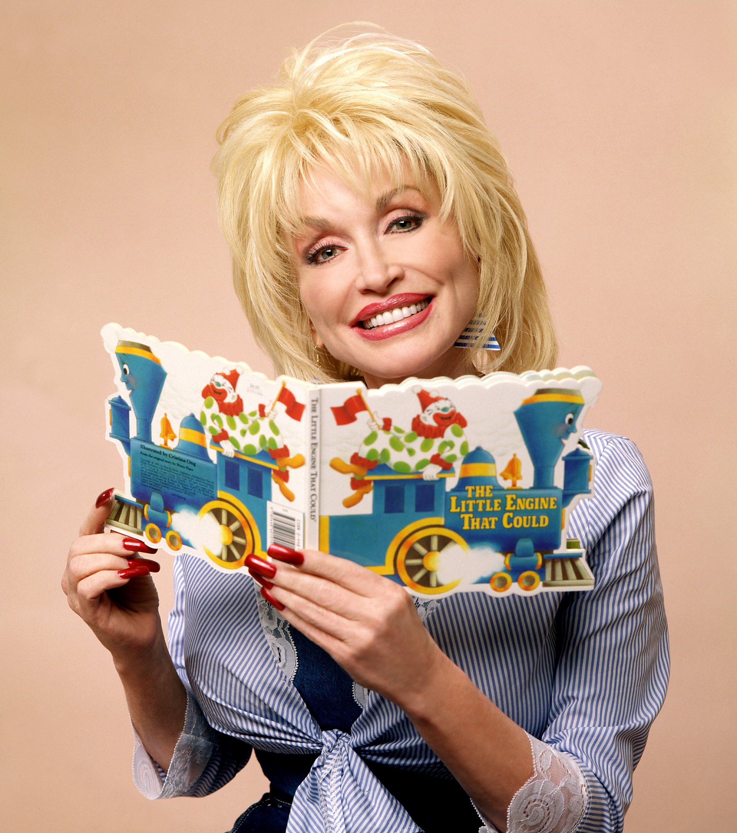 Legendary country singer Dolly Parton