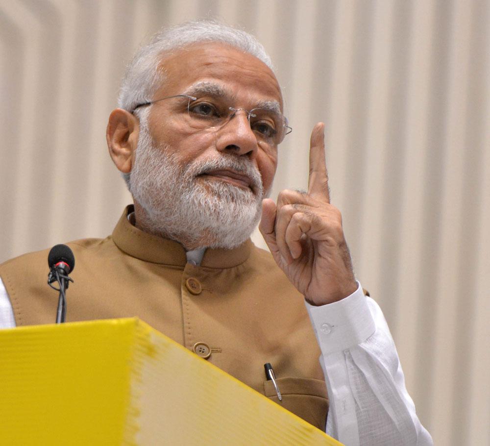 According to Modi, Kartarpur is in Pakistan because then Congress leaders had no idea about the importance of Guru Nanak Dev.