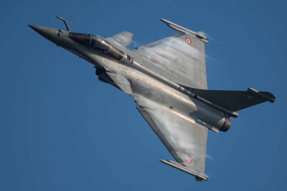 Rafale petition? Shh! Enemy is listening