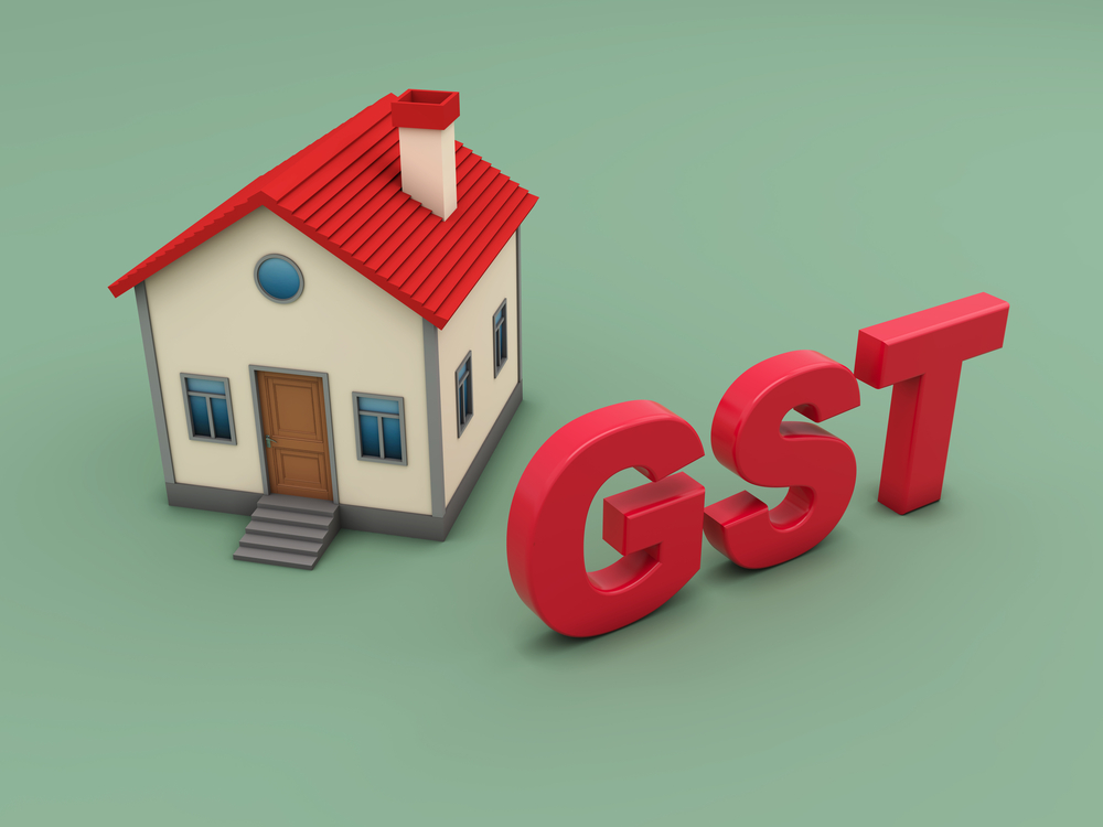 At present, GST rate for under-construction flats and houses stands at 18% with abatement for land value, which makes effective GST rate 12%.