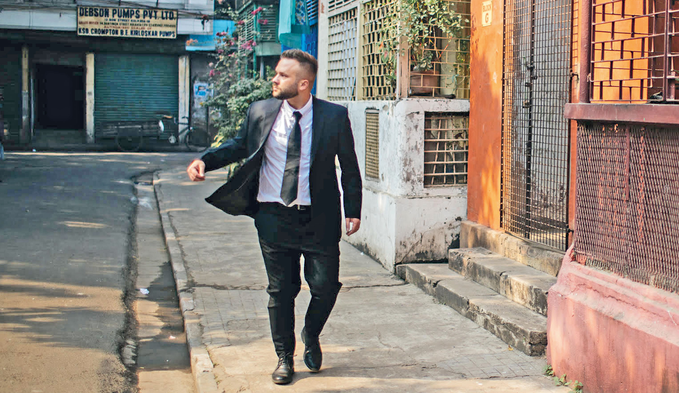 'Calcutta has my heart. It's one of my favourite cities and has some of my favourite people in it. I don't think I'll ever place a deadline on visits, and my connection with the city'