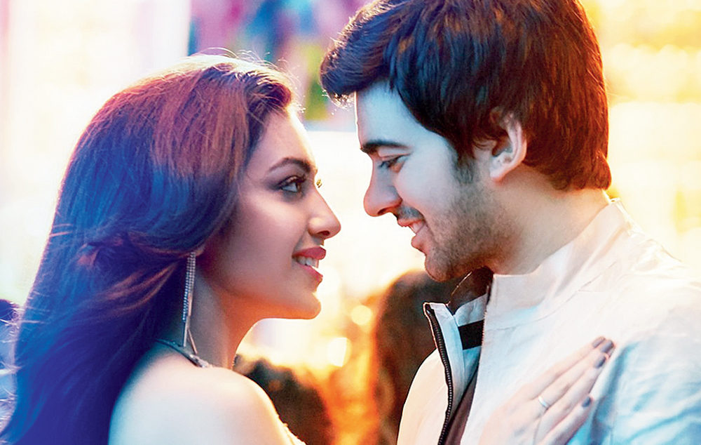 The movie has debutants Karan Deol and Sahher Bambba in lead roles
