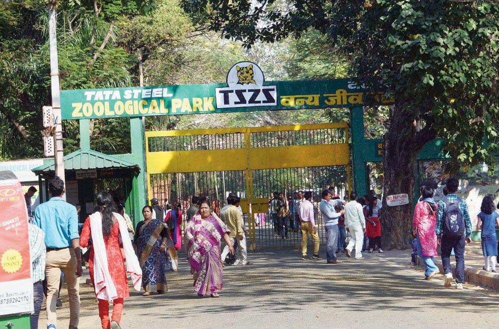 Tata Steel Zoological Park, Jamshedpur