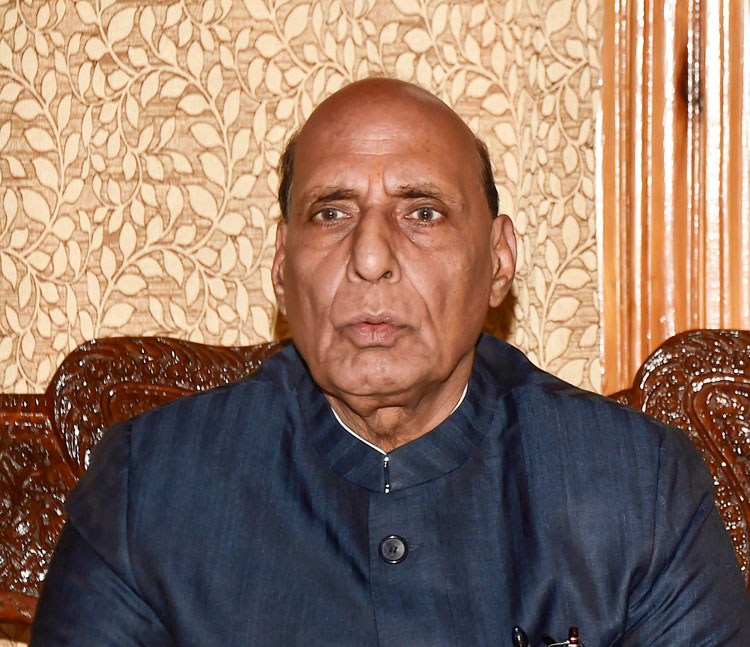 Some say that Rajnath Singh, the Union home minister, is emulating the former Union minister and now vice-president, Venkaiah Naidu, while hailing Narendra Modi.