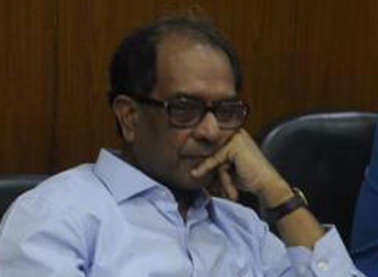 Jadavpur University vice-chancellor Suranjan Das
