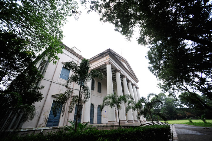The Serampore College, established in 1818, is Asia's first modern university