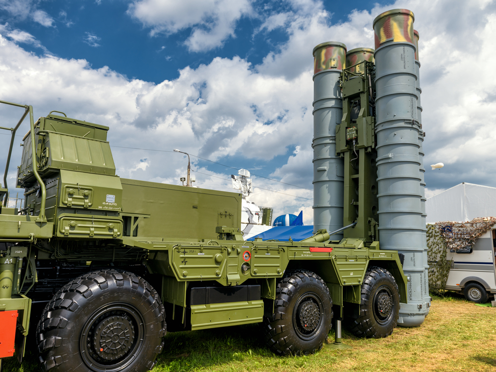 In October 2018, India had signed a USD 5 billion deal with Russia to buy five units of the S-400 air defence missile systems, notwithstanding warning from the Trump administration that going ahead with the contract may invite US sanctions.
