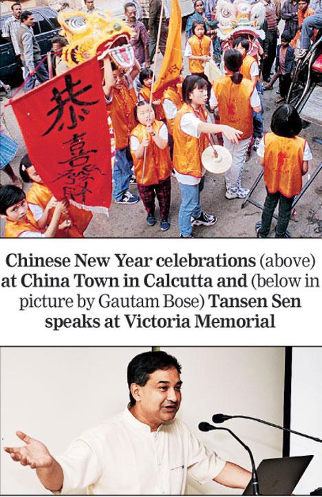 Calcutta through Chinese eyes