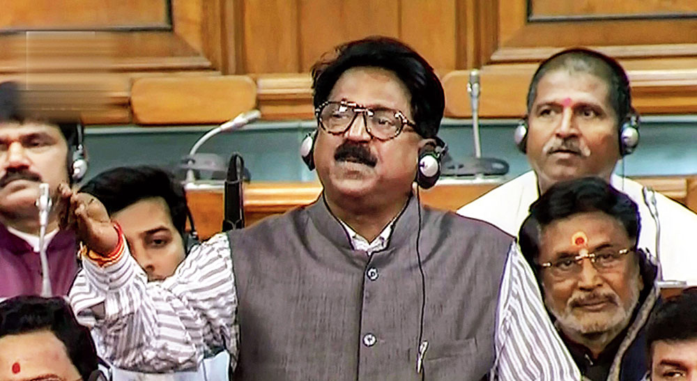 Why is govt running from JPC probe: Sena