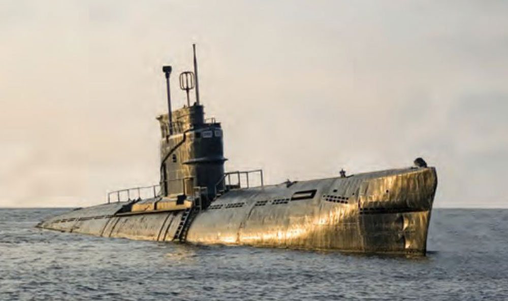 Exide is among the few who can make a wide range of batteries for submarines