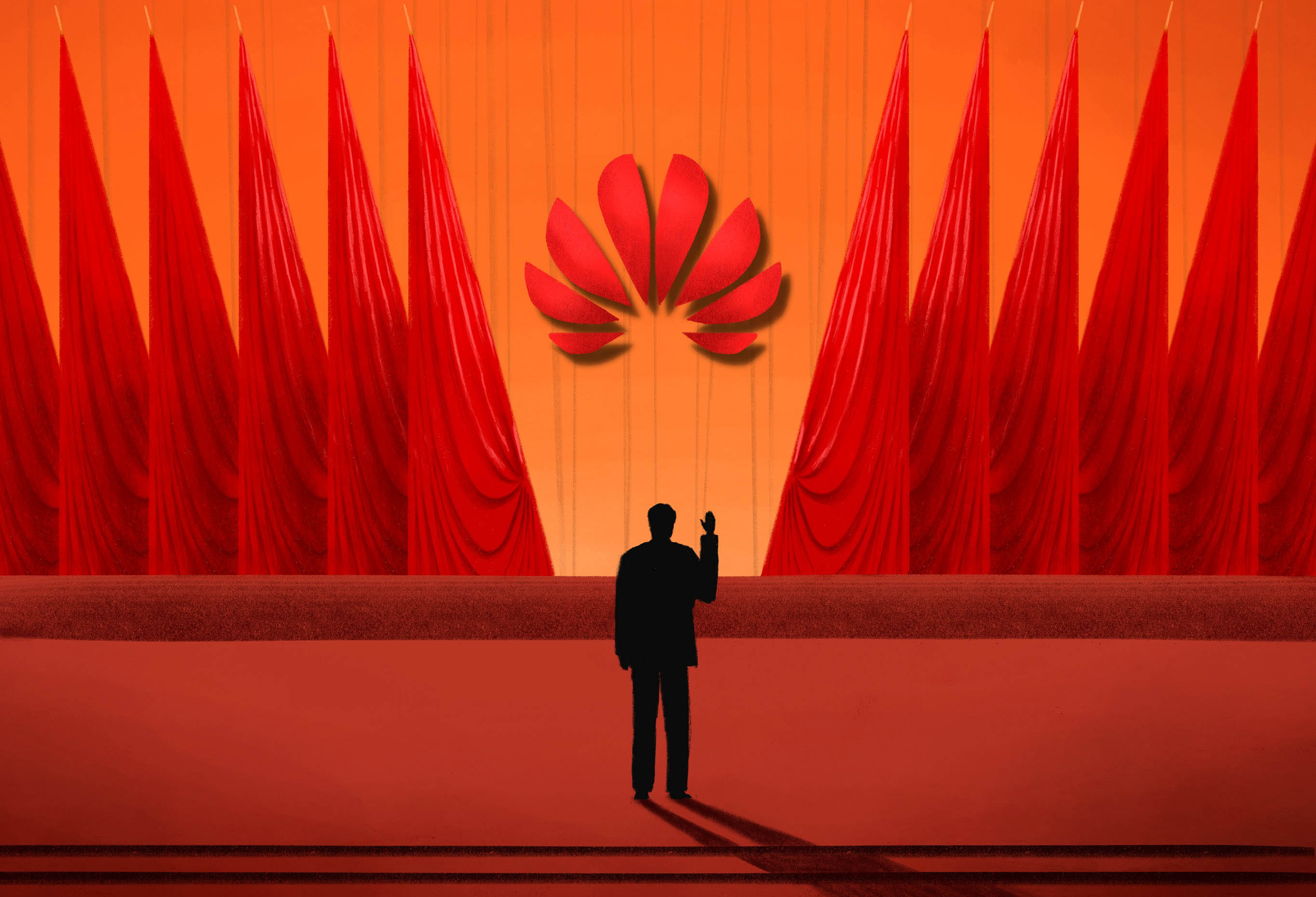 In recent months, the Trump administration has said China could use Huawei's equipment to spy on other countries, although it hasn't offered proof. Critics accuse the company of being controlled by the Chinese government. Huawei has repeatedly denied these allegations.