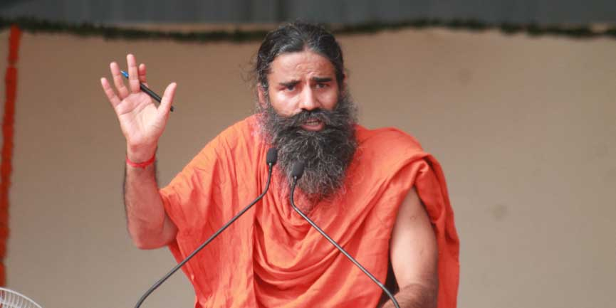 Bitter pill: FIR against Patanjali 'cure'