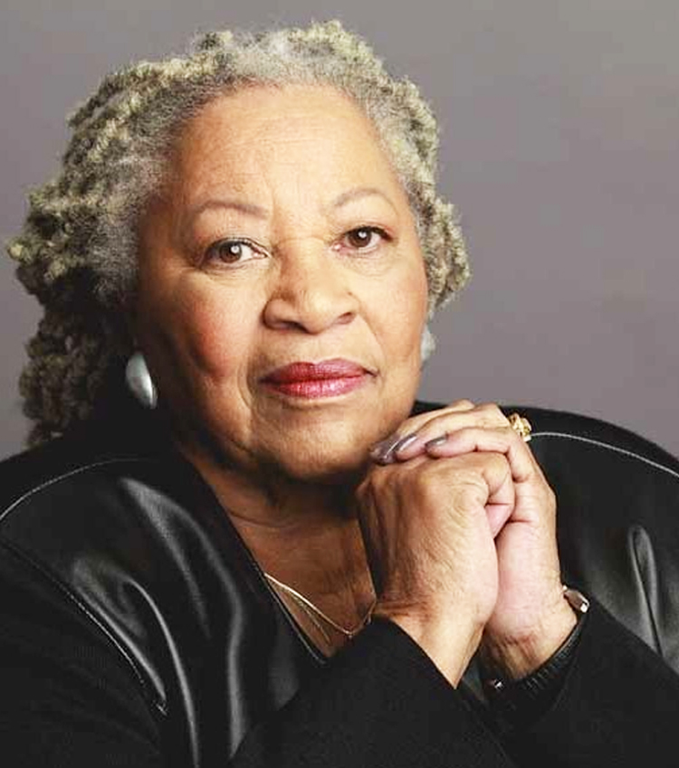 Toni Morrison: A piercing gaze never needed blue eyes