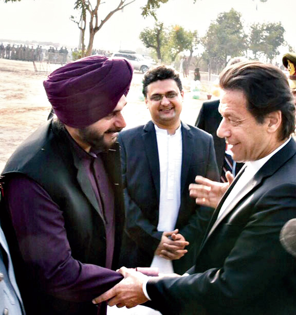 Carry on, Sidhu