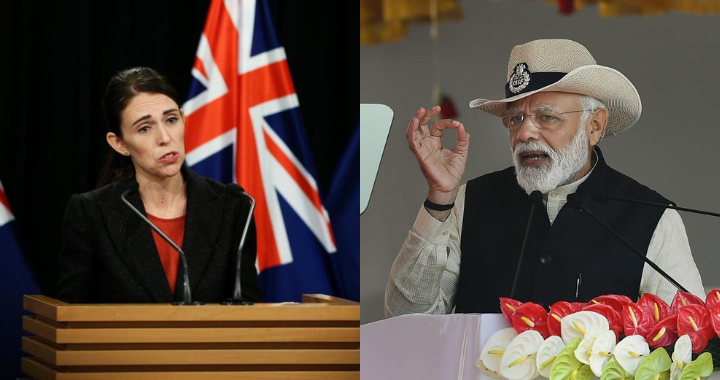Within the first few hours of the shootings, New Zealand Prime Minister Jacinda Ardern addressed her nation twice and then fielded questions at a media conference. After Pulwama, Barring a tweet, Narebdra Modi neither addressed the nation nor the media.