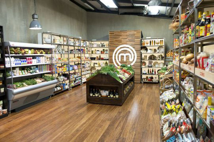 The bountiful pantry of MasterChef Australia