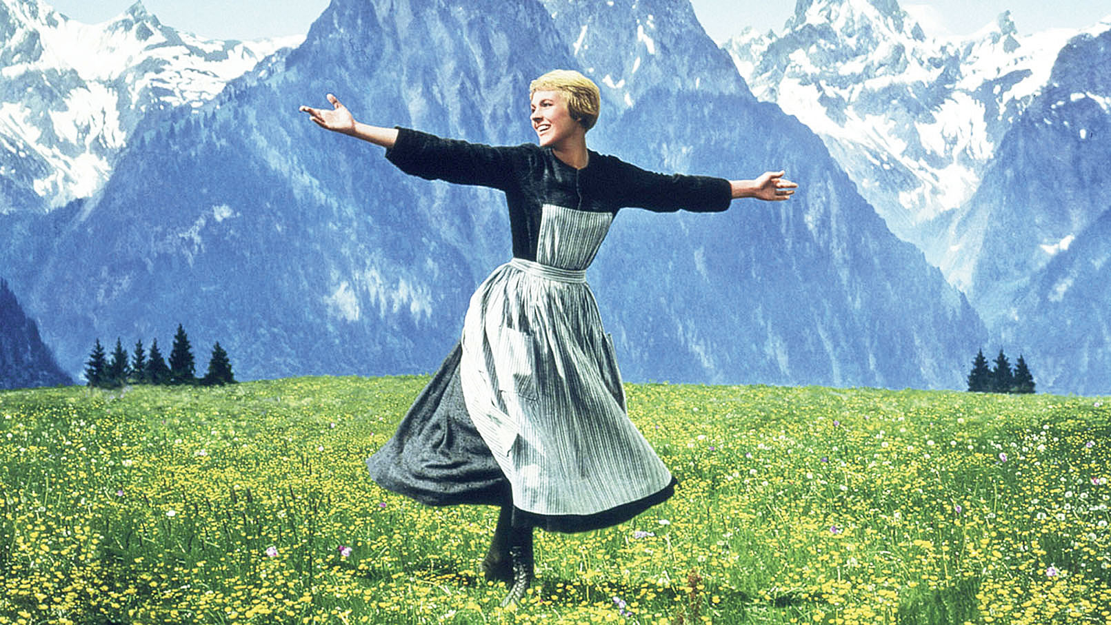 The Sound Of Julie Andrews Telegraph India