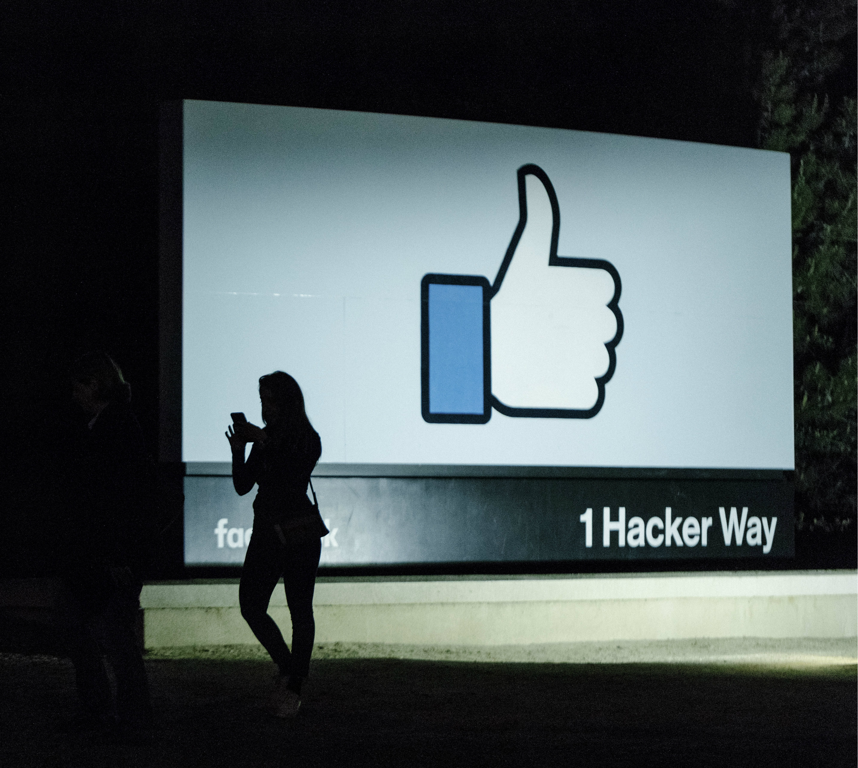 The Facebook headquarters in Menlo Park, California. Facebook's decision to ban white nationalist content from its platforms is a significant policy change that bows to longstanding demands from civil rights groups.