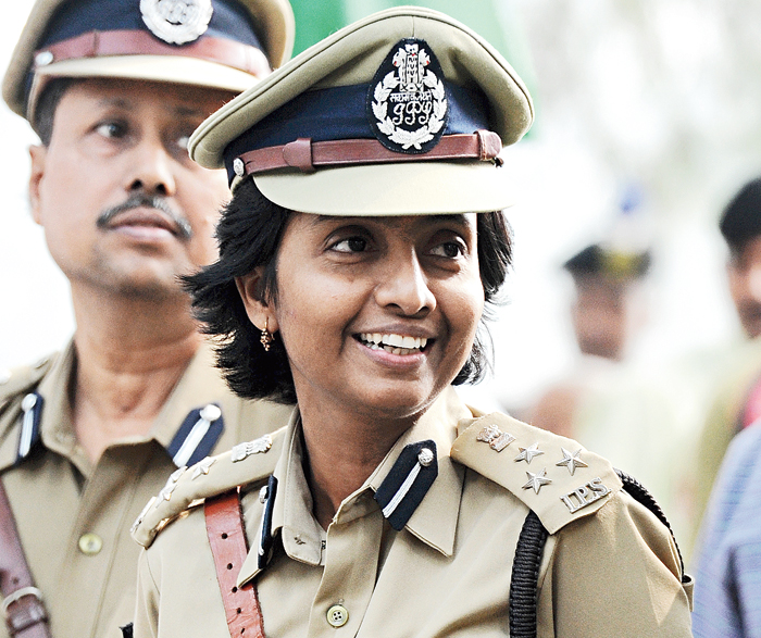 The only woman officer to have served as joint commissioner (crime) in Calcutta, Sen replaces Supratim Sarkar as additional commissioner (III)