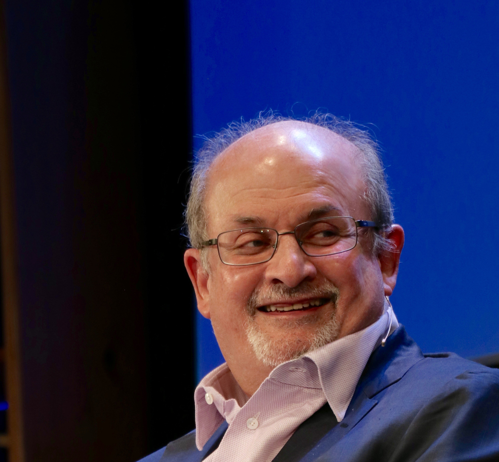 Salman Rushdie's Quichotte is not a pleasant book