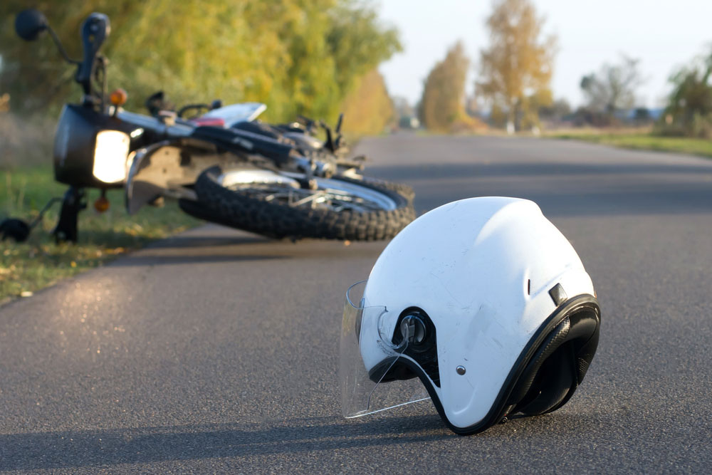 The FIR was registered on a complaint by Bundi resident Dinesh Kumar, who met with an accident while heading to Kota with his wife and child on a motorcycle on September 5, SHO Ramesh Tiwari of Talera police station said.