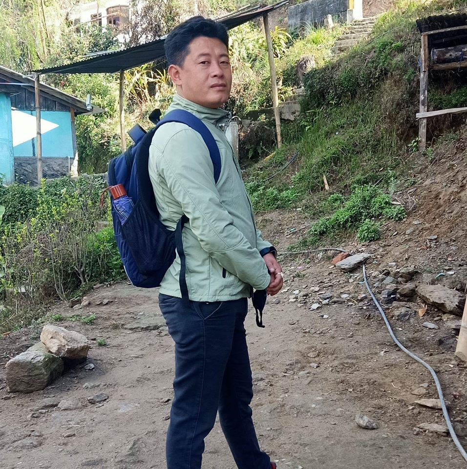 In a video message released on social media, Laten Sherpa wondered where the party legislators were hiding when the people were faced with difficulties because of the prolonged lockdown induced by the Covid-19 pandemic.