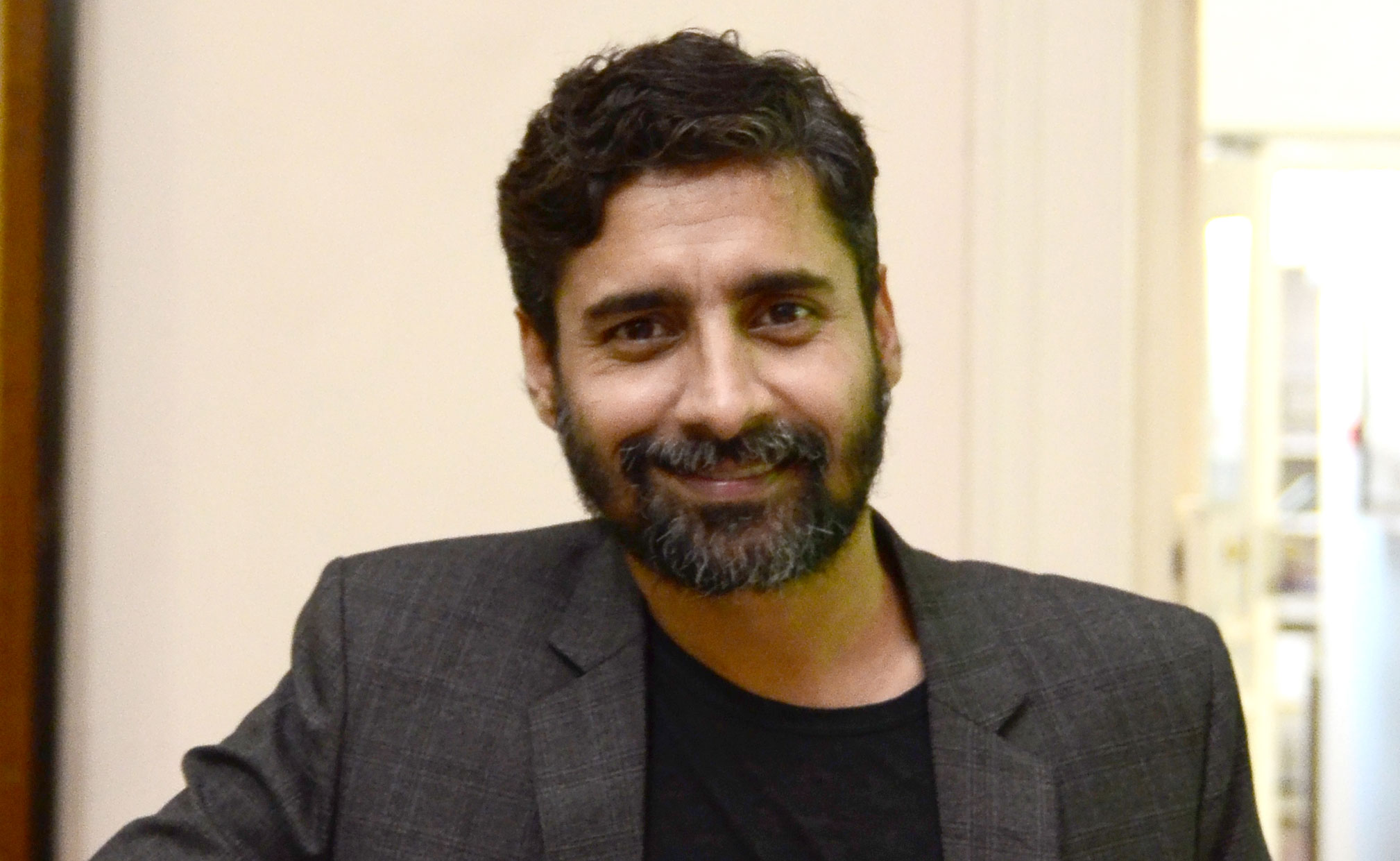 Just the idea of talking in Bengali incessantly is exciting … I don't get to do that too often. I fall in the 'probashi' bracket, so at times I become a bystander and observe the Calcutta-bred Bengalis, so it's fun: Chandan Roy Sanyal