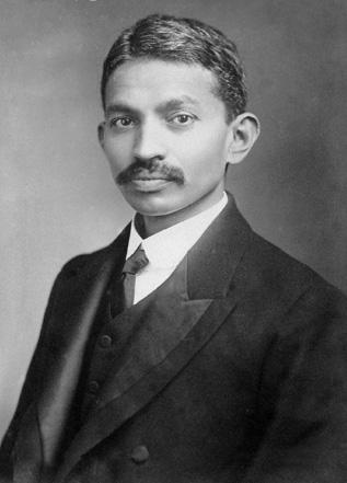 Gandhi in South Africa, 1906