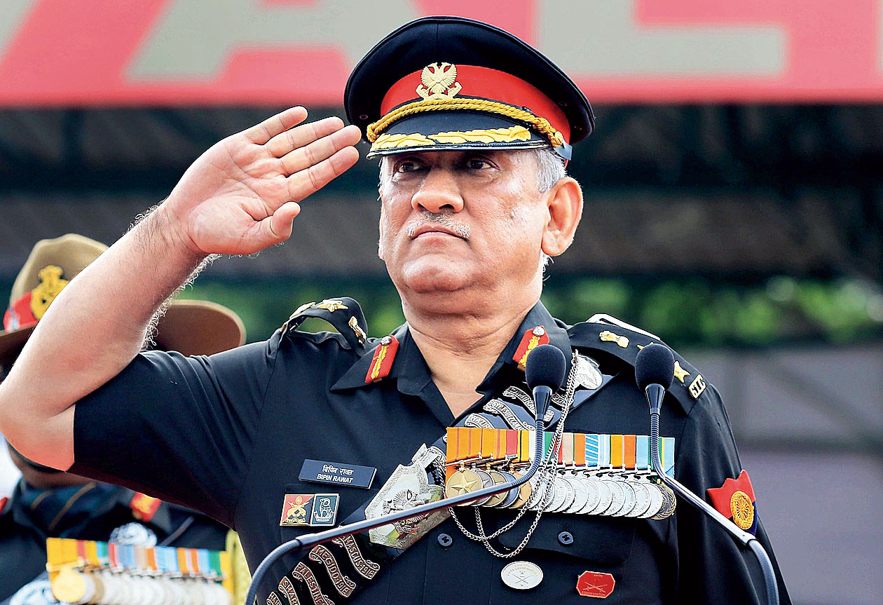 Indian Army plans to bite the bullet