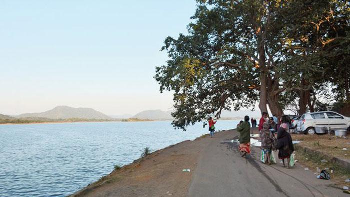 Dimna Lake will host water sports including banana rides, surfing, kayaking and air-bubble rides